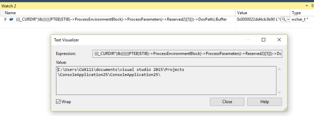 Ofek's Visual C++ stuff | Whatever deserves more web presence
